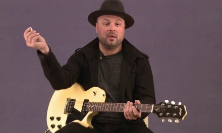 Five Classic Blues Licks With Guthrie Trapp