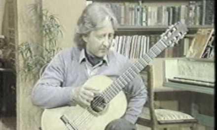 Classical Guitar Lessons Part 3