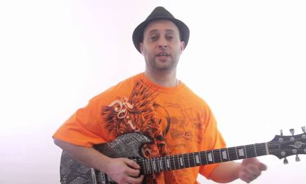 Lead Guitar Lesson on Pentatonic Scale – How to Play Pentatonic Scales on Electric Guitar