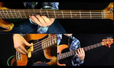 How To Play Money by Pink Floyd Bass Guitar Lesson