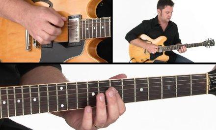 Soul Rhythm Guitar Lesson – Marv's Thang Performance – James Hogan