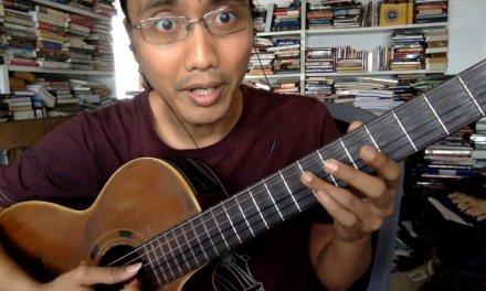 How to Combine Arpeggios with Pentatonic Ideas in Blues Guitar – Az Samad