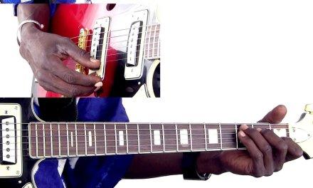 West African Guitar Lesson – Soukous Part 1 – Zoumana Diarra