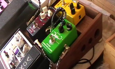 Building a 'bang for buck' Guitar Pedal Board!