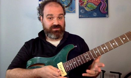 Phish: Slave To The Traffic Light Guitar Soloing Concepts