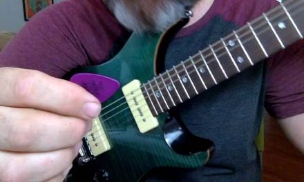 Picking Style For Accuracy and Speed on Guitar