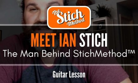 Meet Ian of The Stich Method