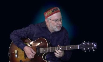 10 Easy Jazz Guitar Blues – back to back | Richie Zellon