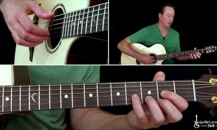 The Beatles – Mother Nature's Son Guitar Lesson