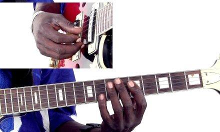 West African Guitar Lesson – Soukous Part 2 – Zoumana Diarra