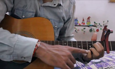 The Perfect Song For Ur CRUSH /LOVE/ VALENTINE – Hindi Guitar lesson cover chords beginners