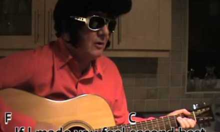 Always On My Mind – Elvis Presley cover – easy chords guitar lesson with on-screen chords and lyrics