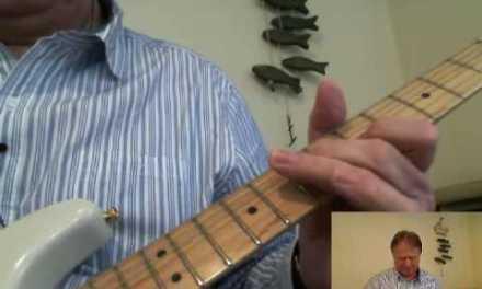 Riffin Griff Blues Guitar Tuition Lesson 5