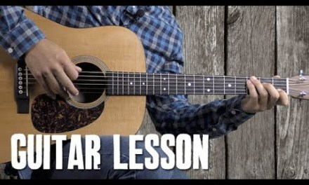 Country & Bluegrass Crosspicking Guitar Lesson – Red River Valley
