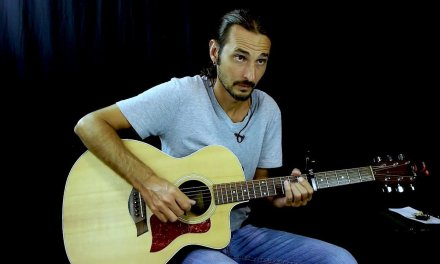 How To Play Sound of Silence on Guitar – Fingerstyle Simon and Garfunkel