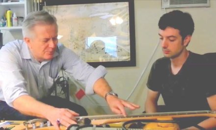 Guitar Tech;  Luthier
