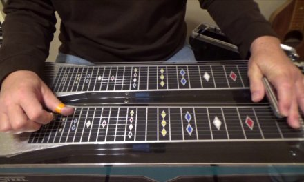 1, 2, 3, 4 Progression | Pedal Steel Guitar Lesson