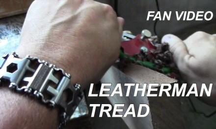 Leatherman Tread:  Ukulele Innovator