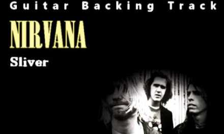 Nirvana – Sliver (Guitar – Backing Track) w/ Vocals