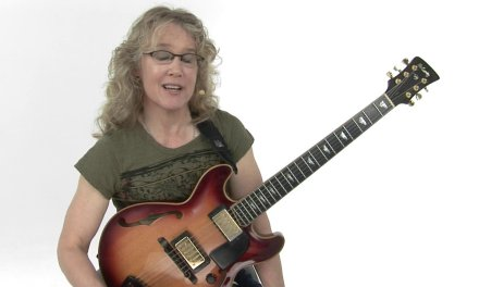 Bebop Blues Etudes – Blues in Alice's Flat Overview – Guitar Lesson – Sheryl Bailey