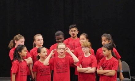 Ovation! Performing Arts – Do It All summer camp – 2016 – I'm Sheila