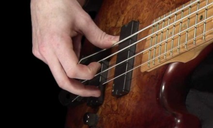 Learn Bass – How to Pluck the Strings
