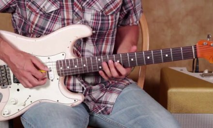 3 Essential Blues Riffs  (Every Blues guitarist must know)
