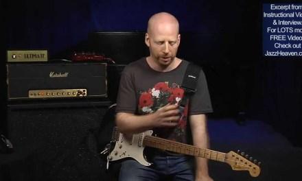 "*Eric Clapton Lesson* ""BB King Guitar Lesson"" Oz Noy on Major Pentatonic Scale"