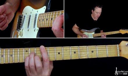 Feel It Still Guitar Lesson – Portugal. The Man