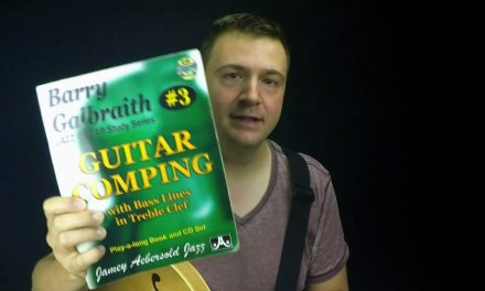 Jazz Guitar Vlog – Galbraith's Wind