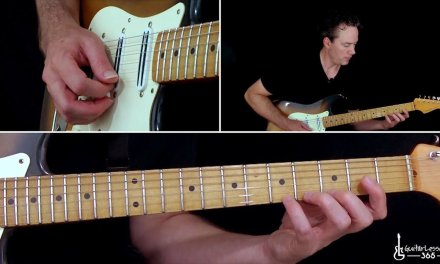 Steely Dan – Reelin' In The Years Guitar Lesson (Part 3)