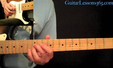 Visualizing Arpeggios With Scales Pt.3 – Guitar Lesson