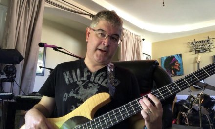 Bass Lesson   Harmonizing the Major scale