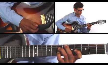 30 Juicy Substitutions for a 2-5-1 Progression – #9 Performance – Frank Vignola – Guitar Lesson