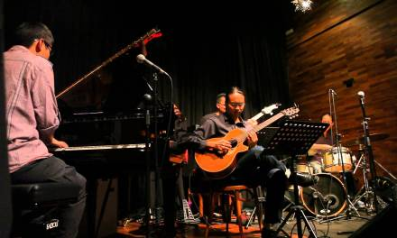 20140715 – Gentle Hearts – WVC Trio feat. Az Samad @ NBT