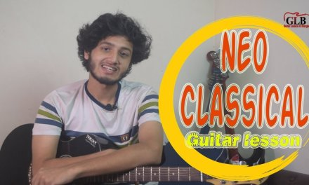 Neo Classical Guitar Lesson In Bangla – Doeel