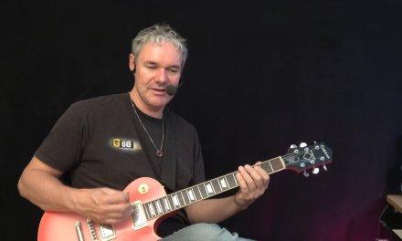 Classic Hard Rock Riff – Guitar Lesson