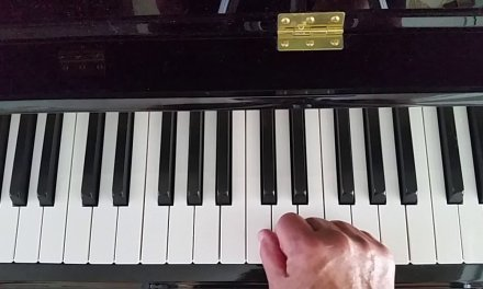 B Major Scale Arpeggio Fingering How To Play Piano Keyboard One Octave