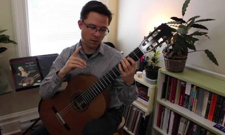 Lesson: G Major Scales for Classical Guitar