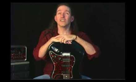 Tom Petty Style Guitar Lesson – Straight Up Rhythm – Performance