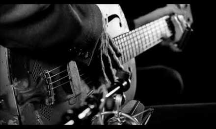 Blues Guitar Backing Track in A