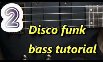 bass guitar tutorial intermediate,  lessons, chords, cover, instrumental, music, scales, funk