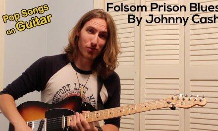 Folsom Prison Blues by Johnny Cash | Video Guitar Lesson
