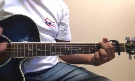 Kasari Bhanu Timilai – Guitar Lesson