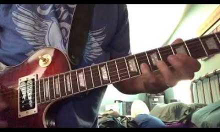 """Lesson of the day """"Blues lick #3"""" Hendrix/Vaughn style"""