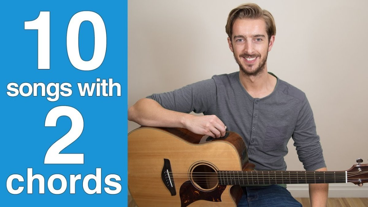 Easy 2 Chord Beginner Guitar Song 1 How To Play For What Its