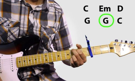 Maroon 5 – What Lovers Do- CHORDS and Guitar Lesson