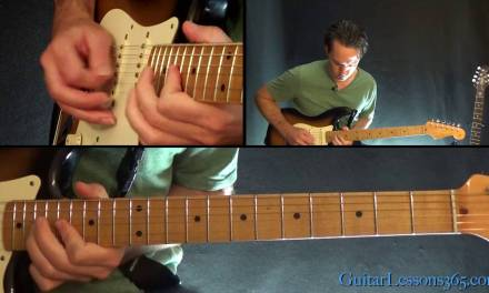 I Wanna Rock Guitar Lesson – Twisted Sister