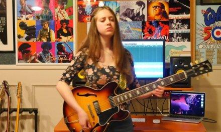 -Black Magic Woman- Guitar Cover By Ayla