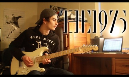 The 1975 – Robbers (Guitar & Bass Cover w/ Tabs)